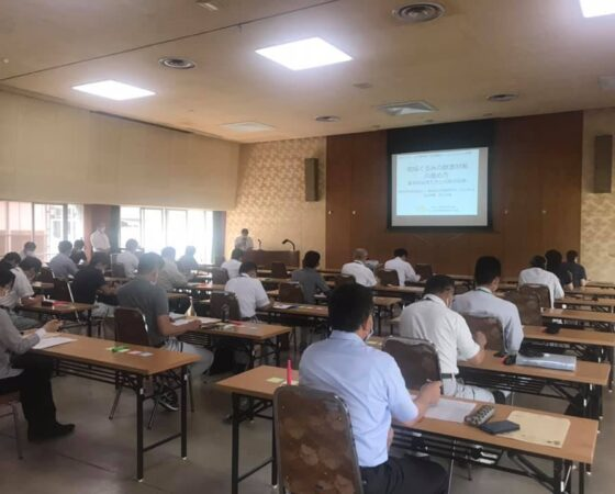 山口県で獣害対策研修会