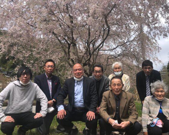 川阪OPFと老人会とのコラボ